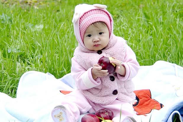 baby-picknick