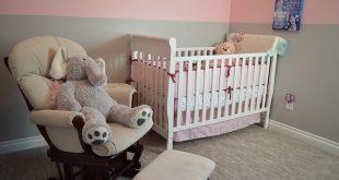 Waar moet je op letten bij een baby kamer?